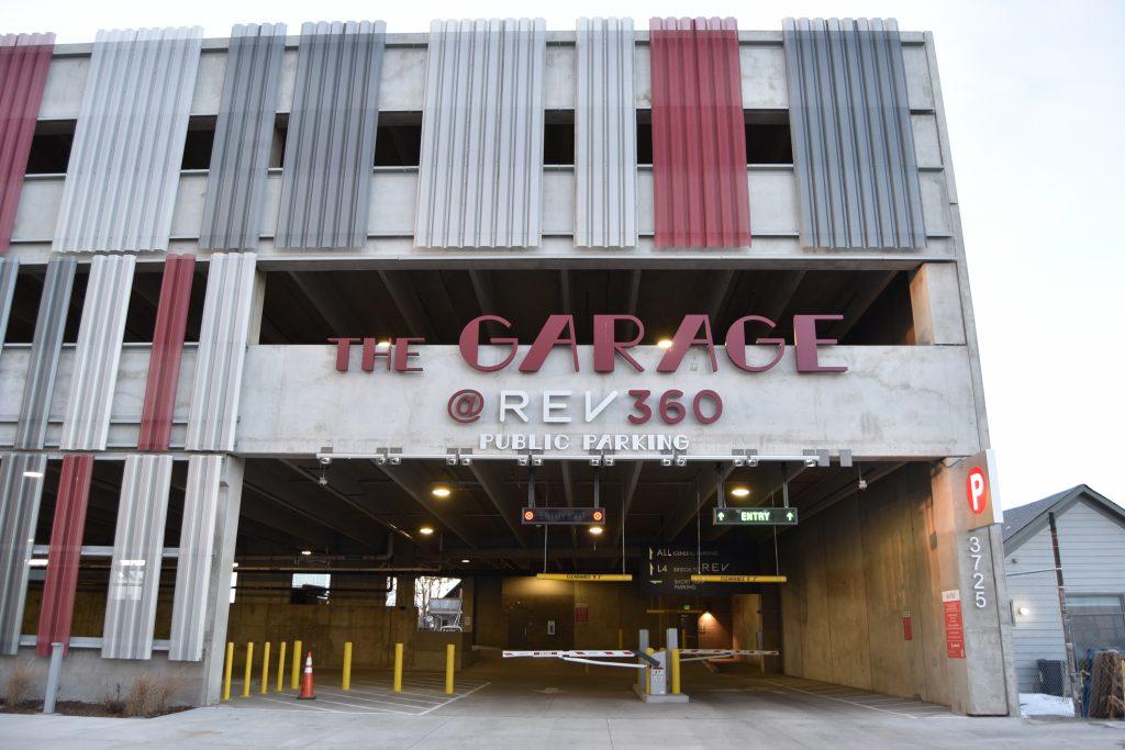 3725 Wynkoop Parking Garage
