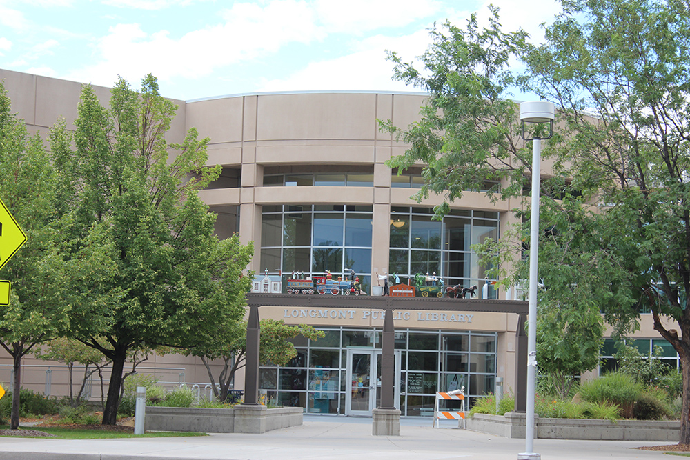 Longmont Library & Justice Center