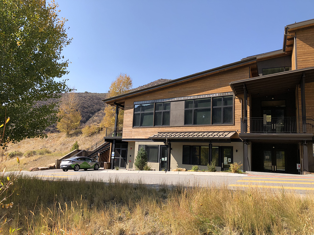 Walking Mountain Science Center