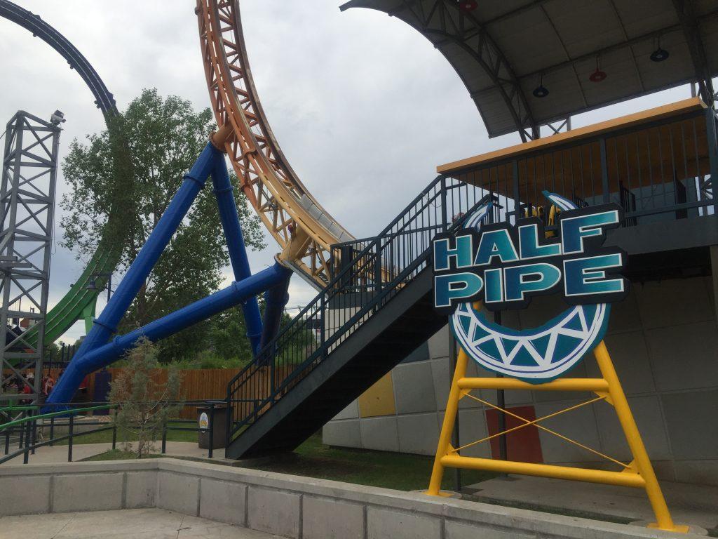 Elitch Gardens Amusement Park