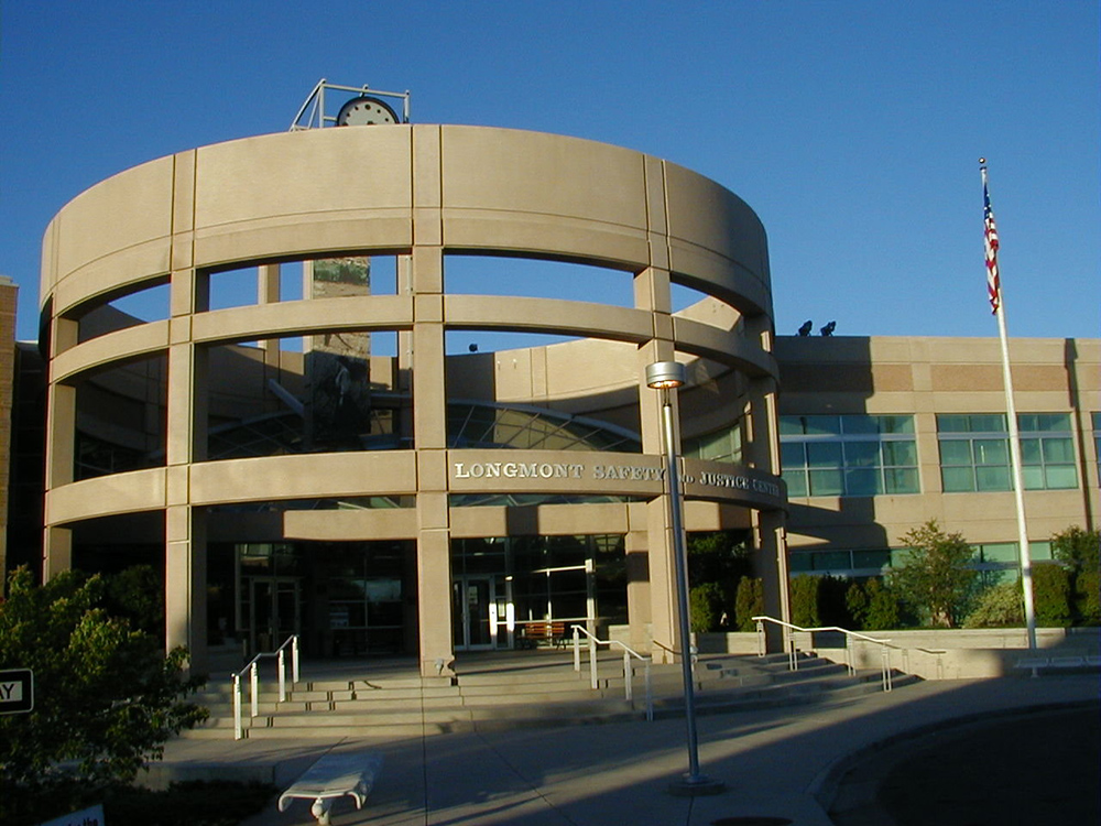 Longmont Library and Justice Center