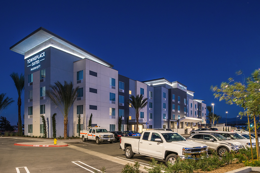 Townplace Suites - Chino Hills