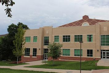 Hill Hall - Colorado School of Mines