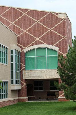 Hill Hall – Colorado School of Mines