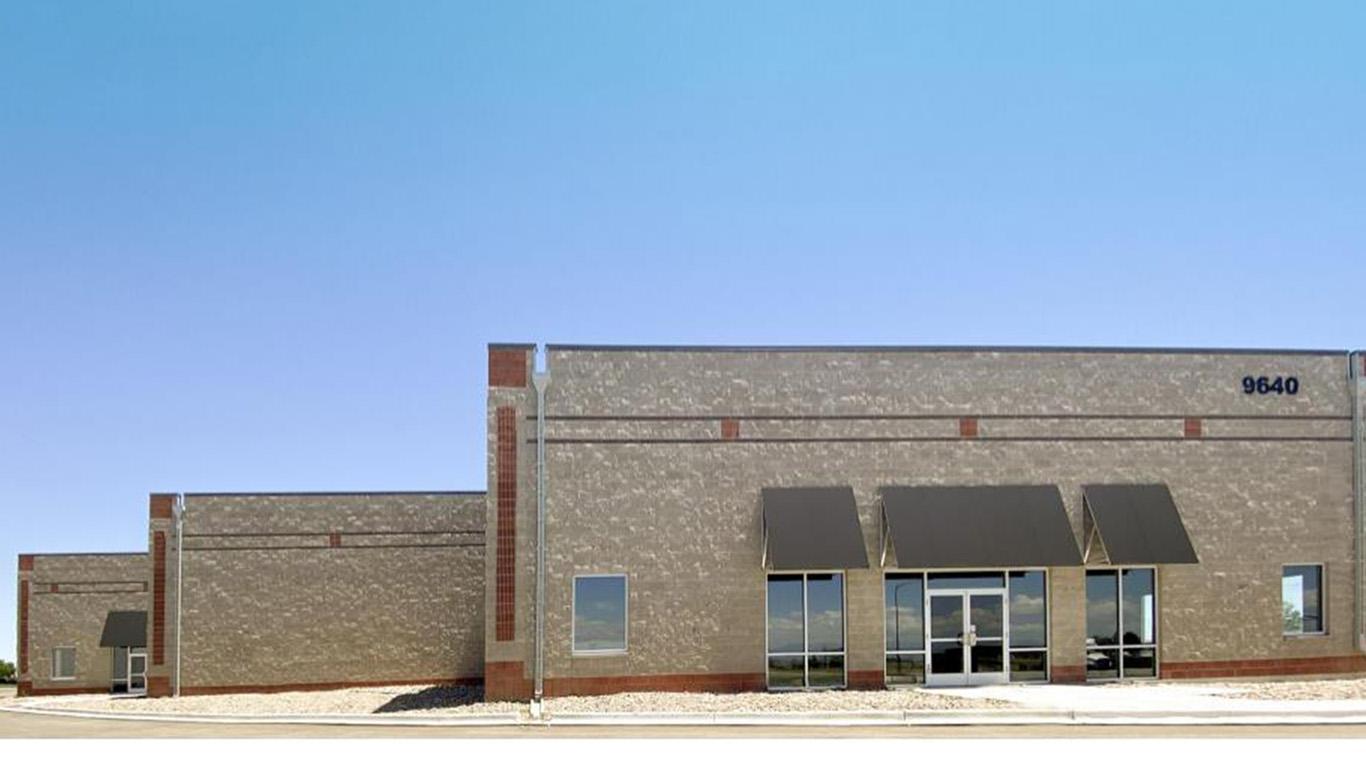 Mountain View Warehouse