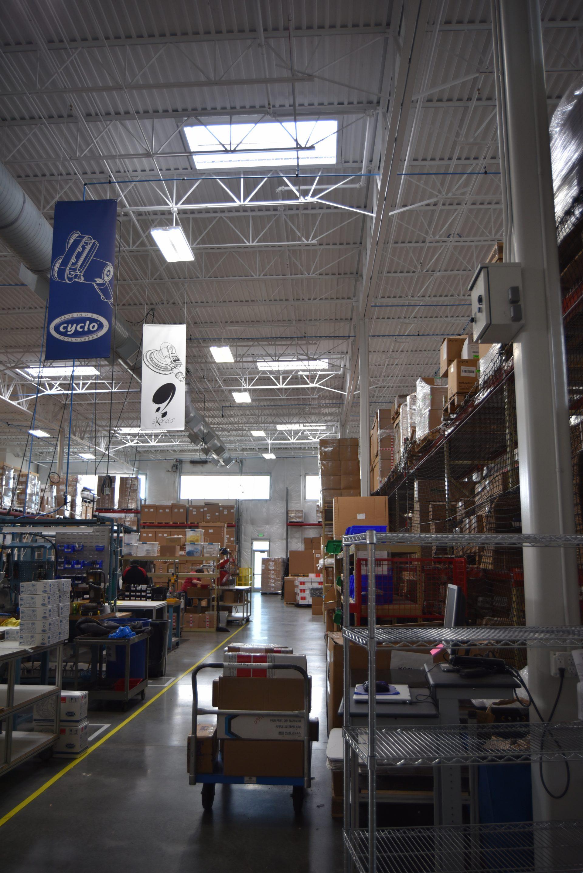 Rupes Warehouse