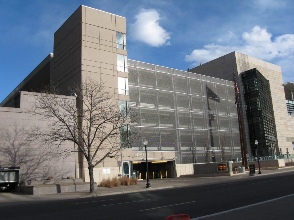 Colorado Judicial Parking